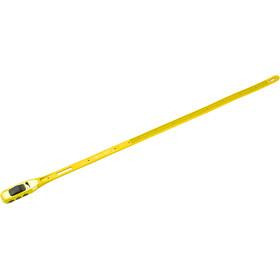 Hiplok Z-Lok Bridas de cables 50cm 3 dígitos, amarillo